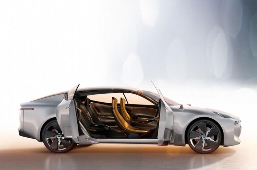 Frankfurt: Kia GT 'will be produced'