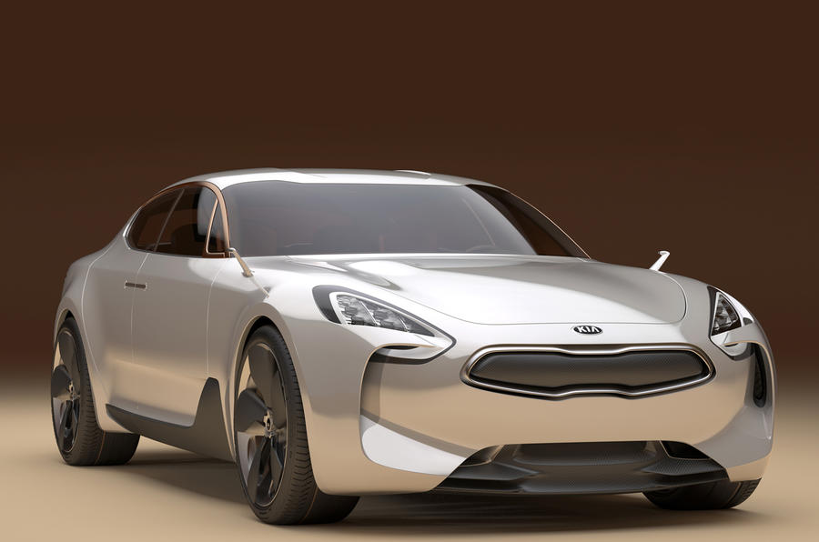 Kia Plans New GT Sports Car For Autocar - Latest sports car 2016