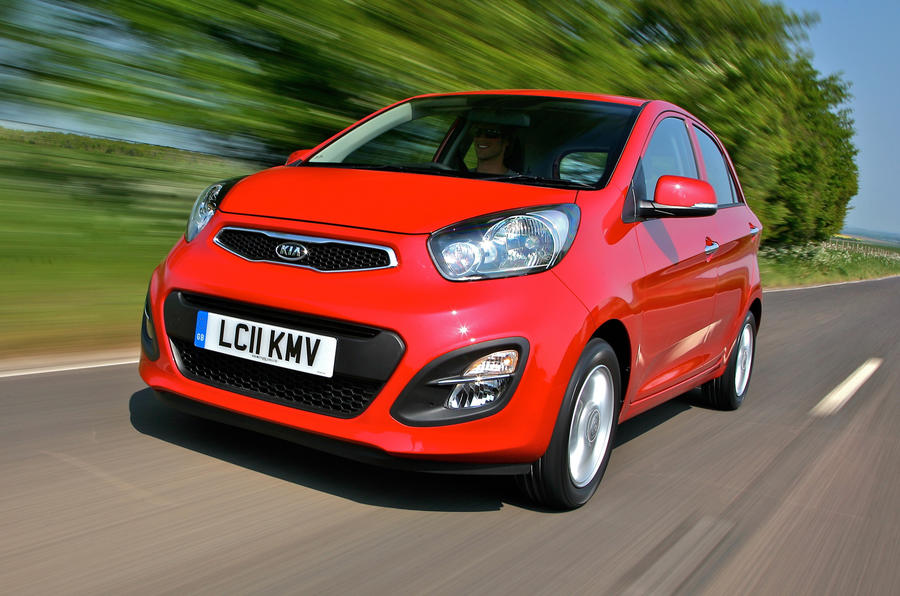New Kia Picanto from £7995