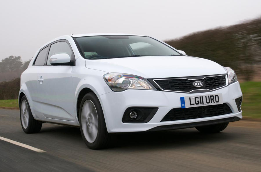 Top-spec Kia Cee'd revised