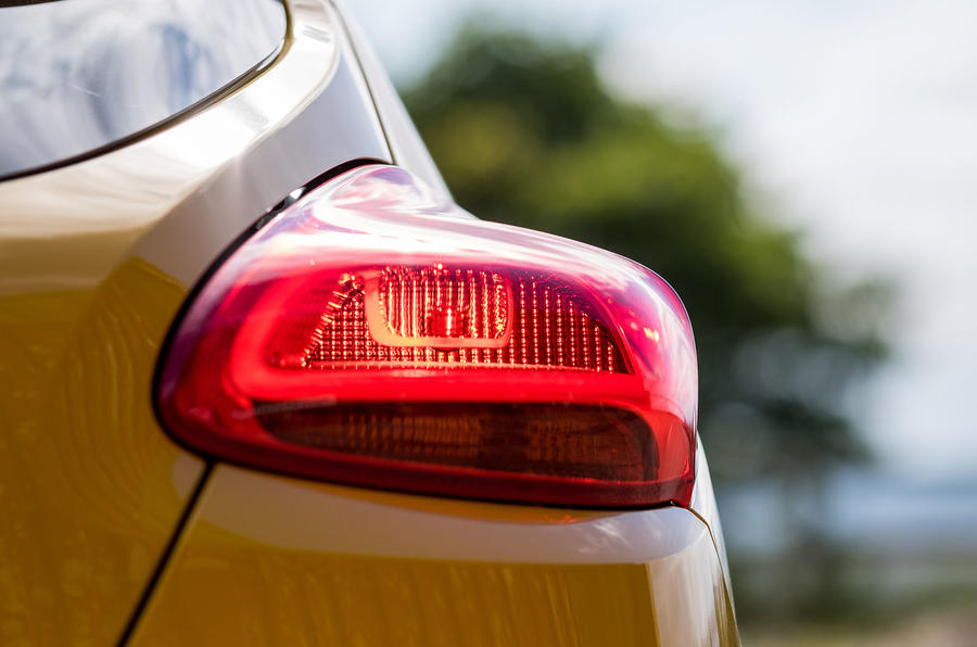 Kia Procee'd GT rear light