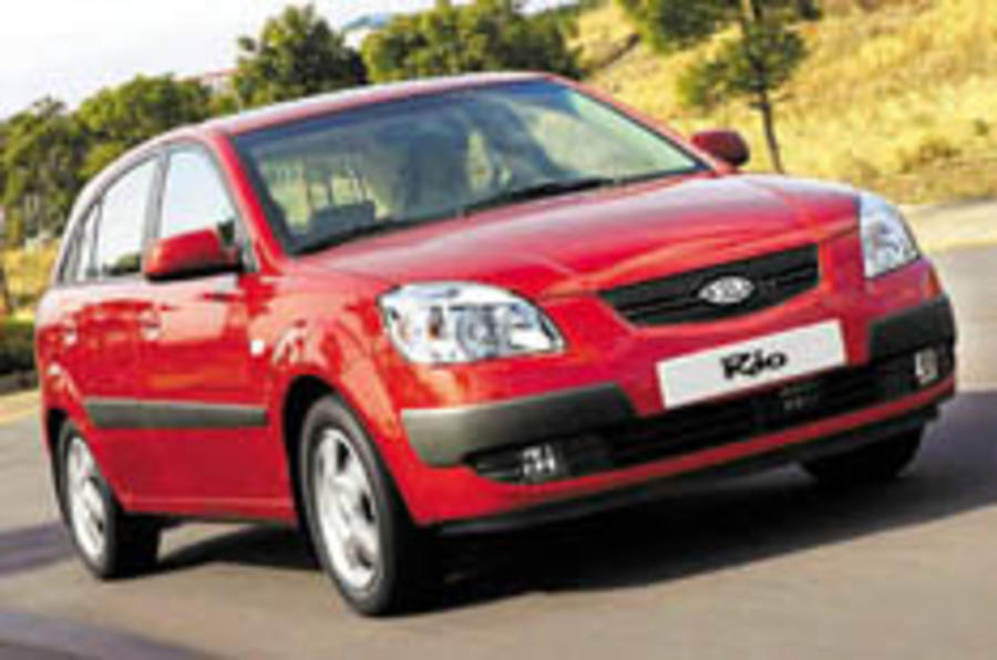 Kia set for boom