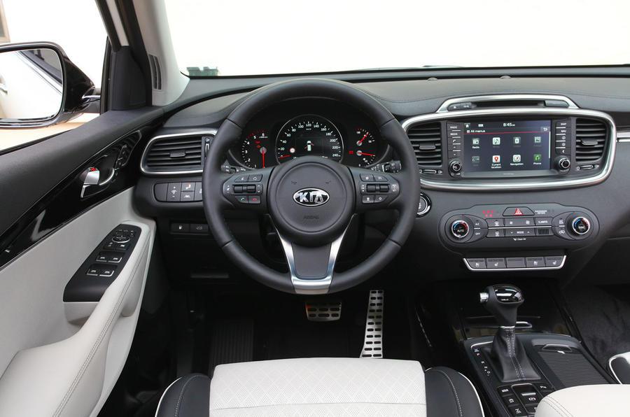 Kia Sorento 2.2 CRDi auto first drive review