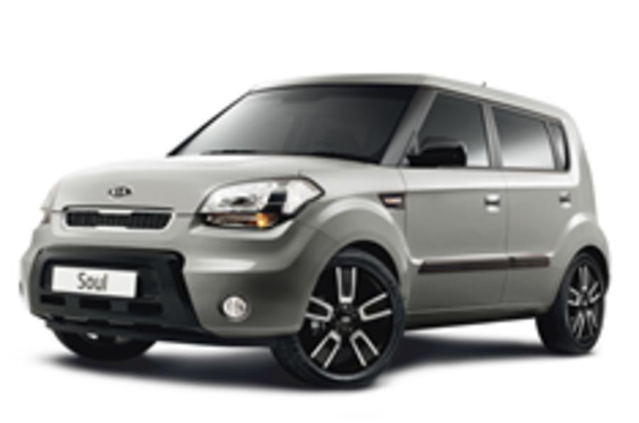 Kia launches limited edition Soul