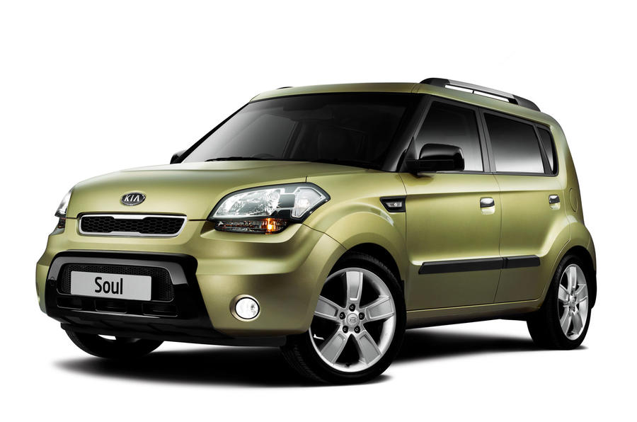 Kia's new Soul Searcher