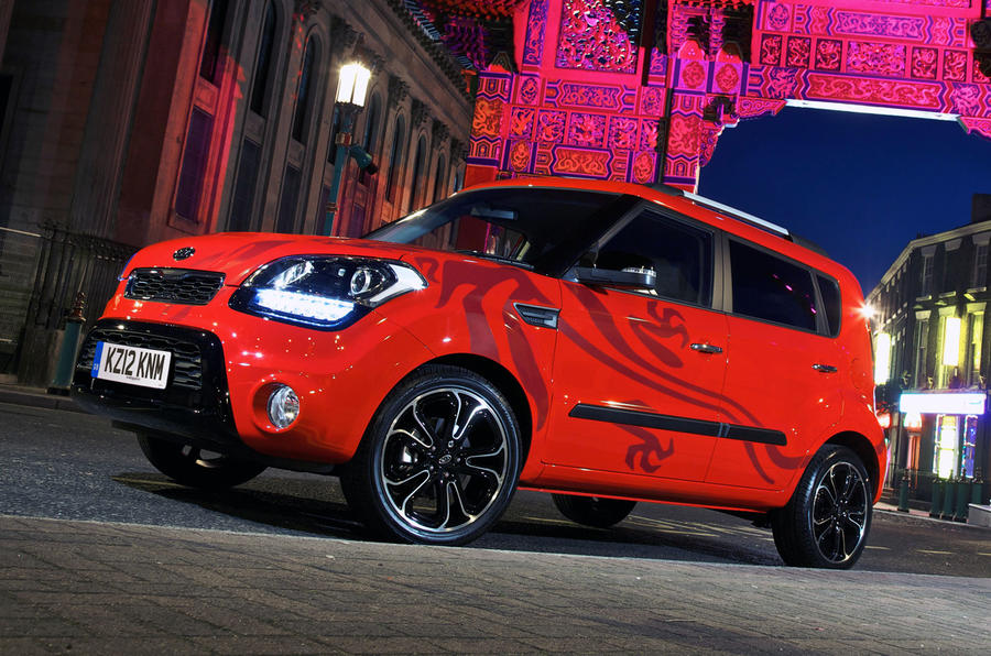 Special edition Kia Soul launched