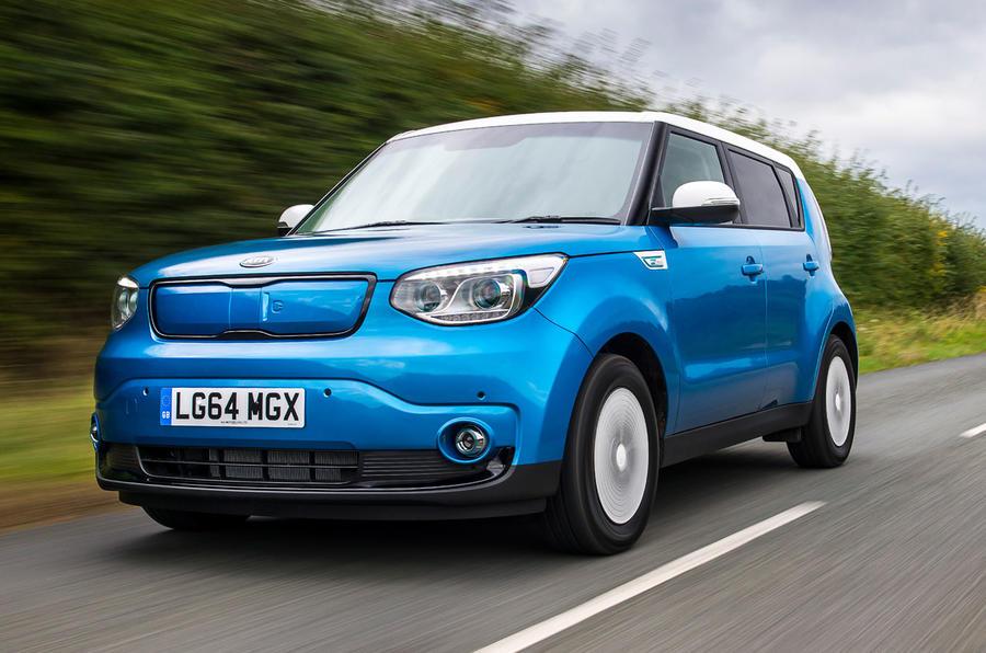 £24,995 Kia Soul EV