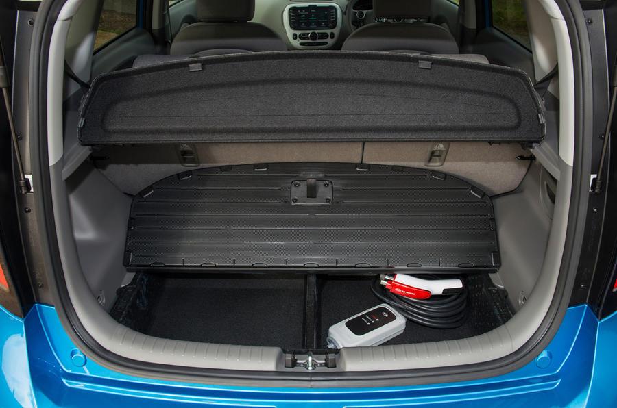 Kia Soul EV battery pack