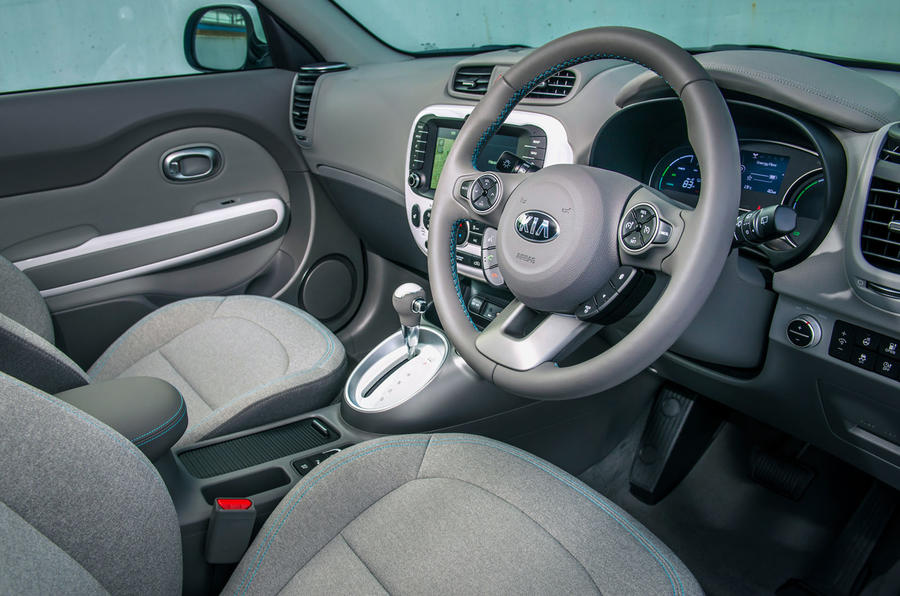 Kia Soul Ev Review 2018 Autocar