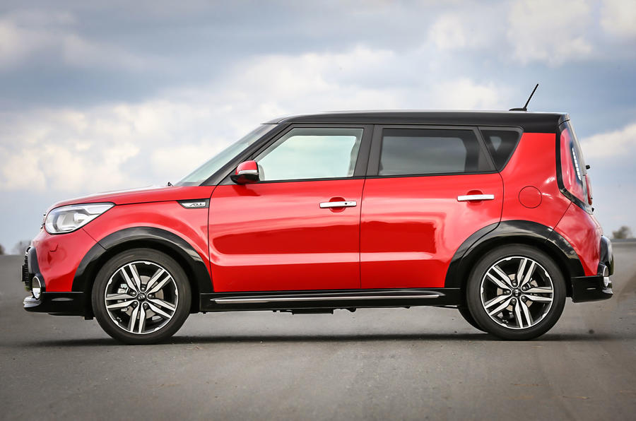 2014 Kia Soul 1.6 CRDi Maxx review