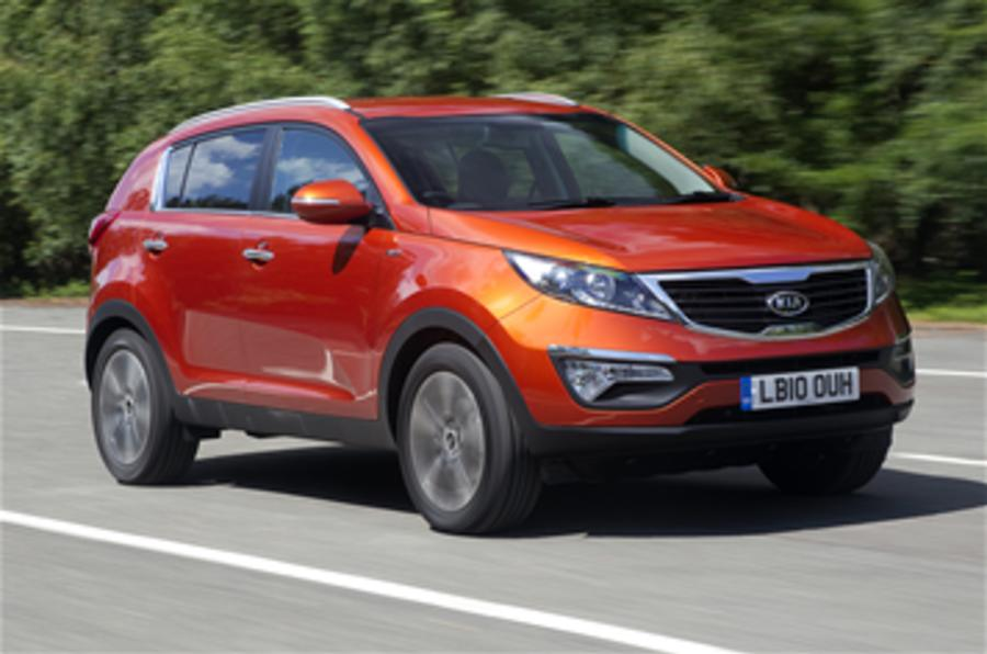 Kia Sportage gets petrol engine