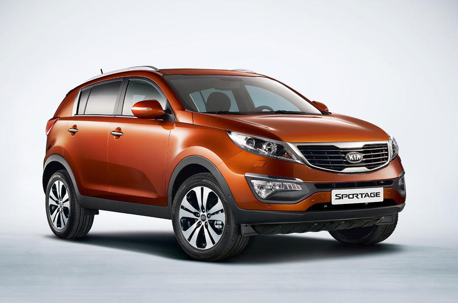New Kia Sportage launched in UK