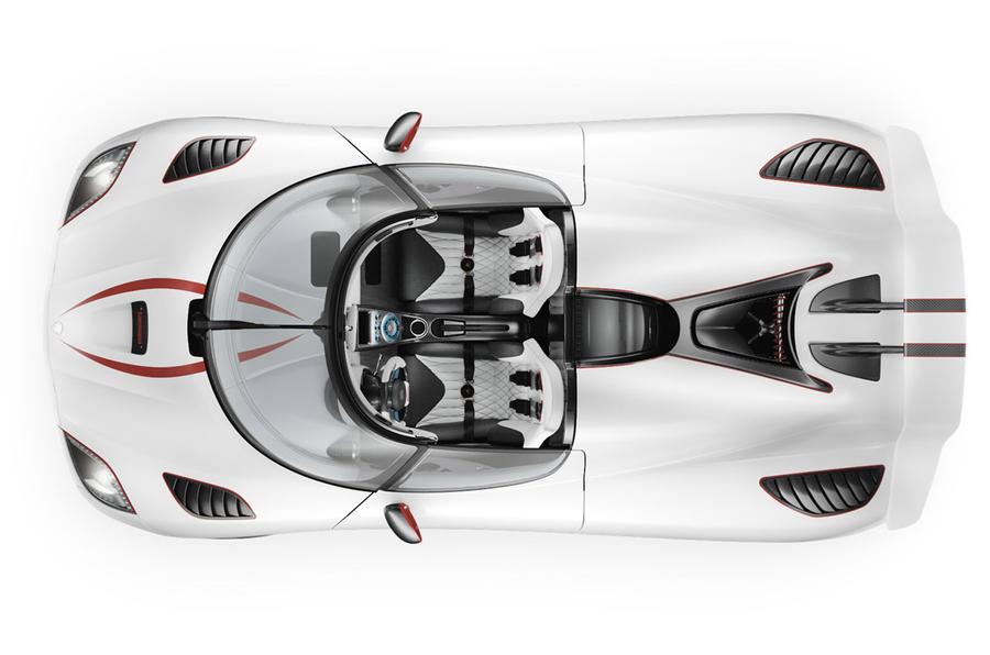 Geneva motor show: Koenigsegg Agera R