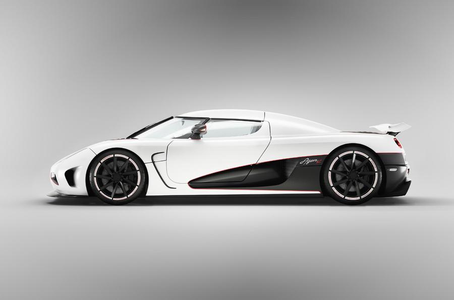 Koenigsegg's 1100bhp hypercar