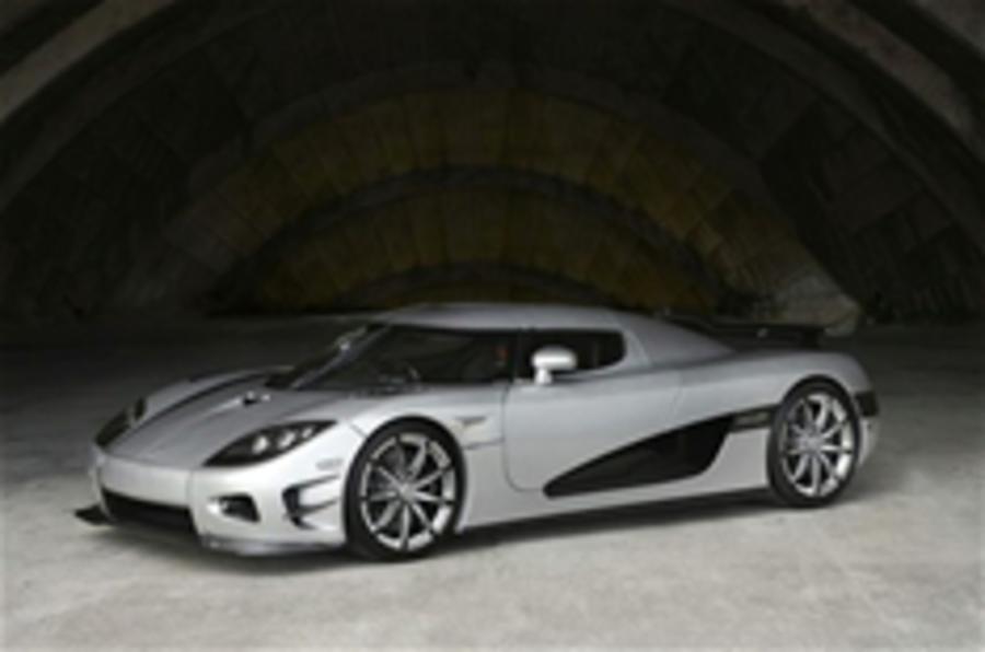 New Koenigsegg Trevita launched