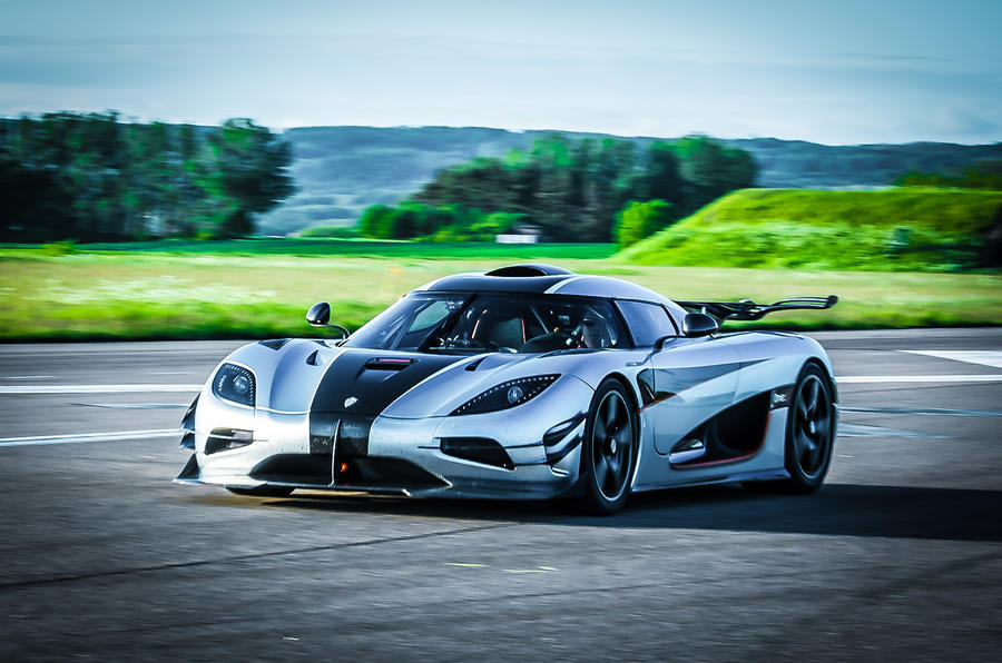The 1341bhp Koenigsegg One:1