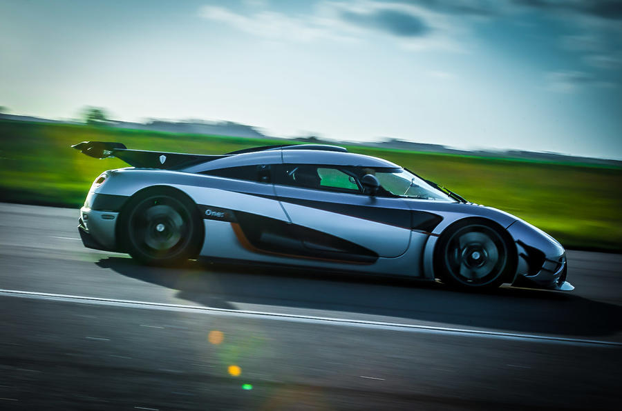 £1,790,000 Koenigsegg One:1
