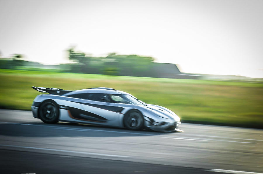 The 1360kg Koenigsegg One:1