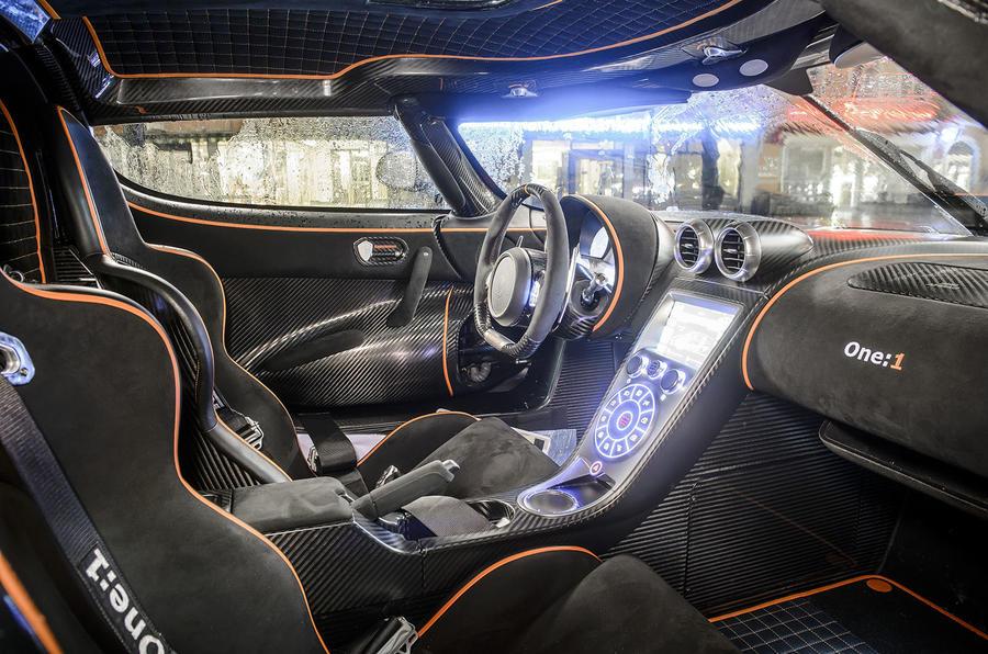 Koenigsegg One Interior >> Koenigsegg One:1 2015-2016 Review (2017) | Autocar