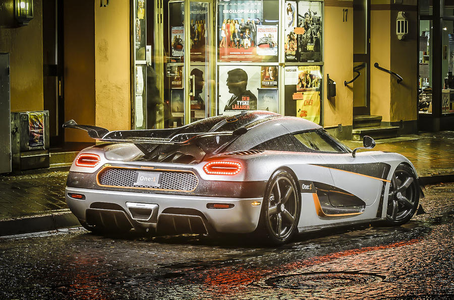 5 star Koenigsegg One:1