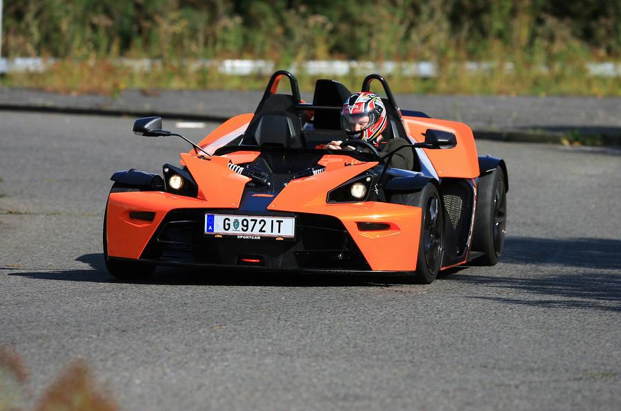 261bhp KTM X-Bow track car