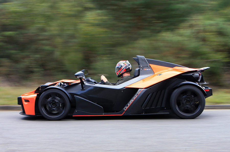 ktm x bow review 2018 autocar. Black Bedroom Furniture Sets. Home Design Ideas