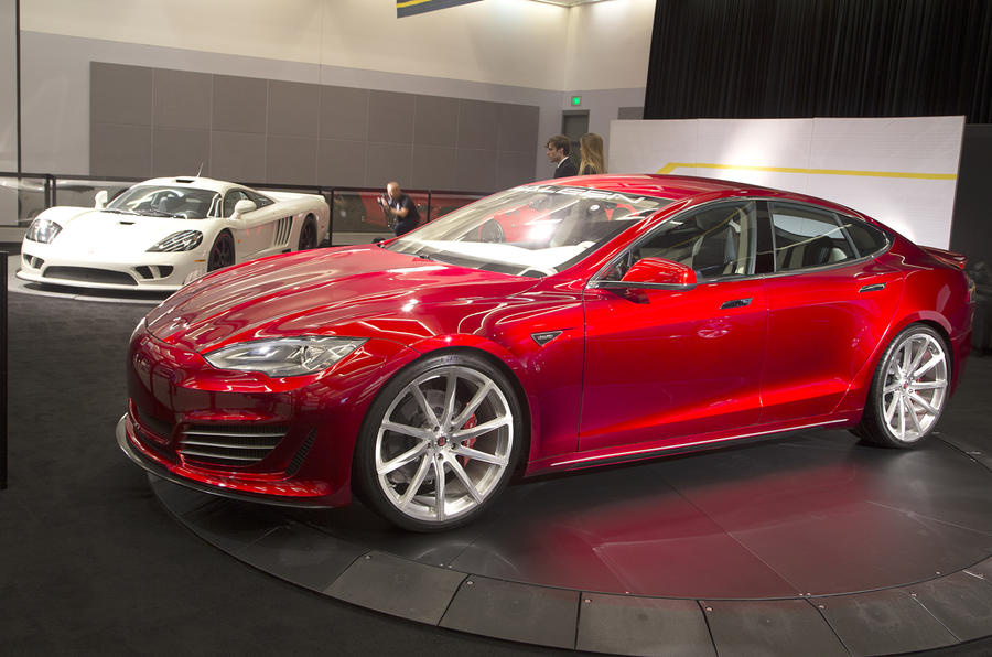 LA motor show 2014 report and gallery