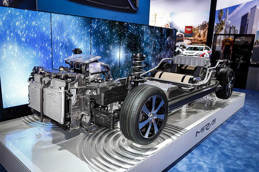 LA motor show 2014 gallery