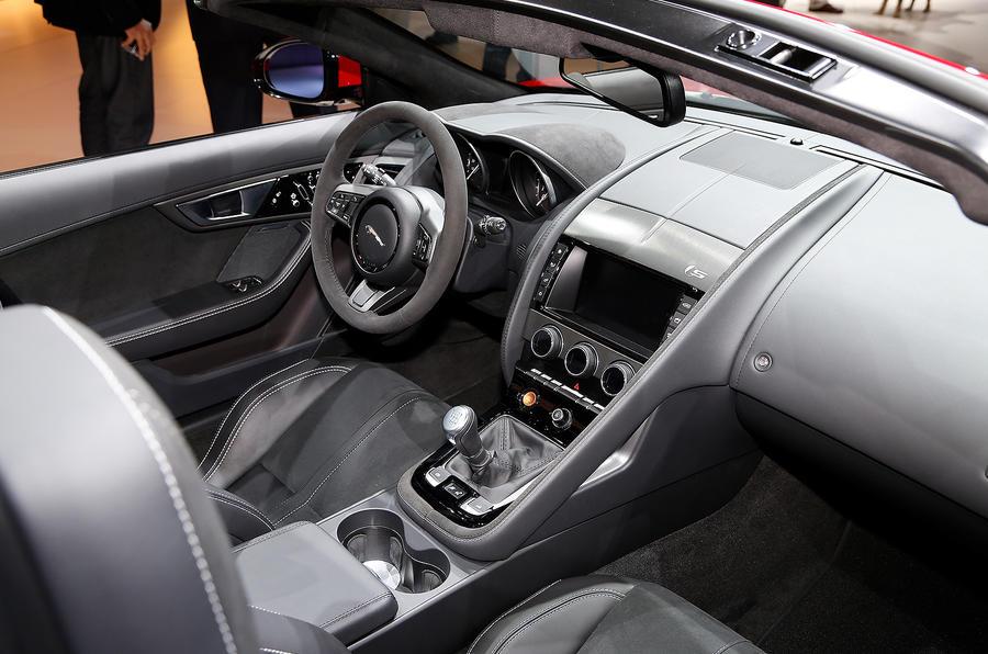 jaguar manual xf