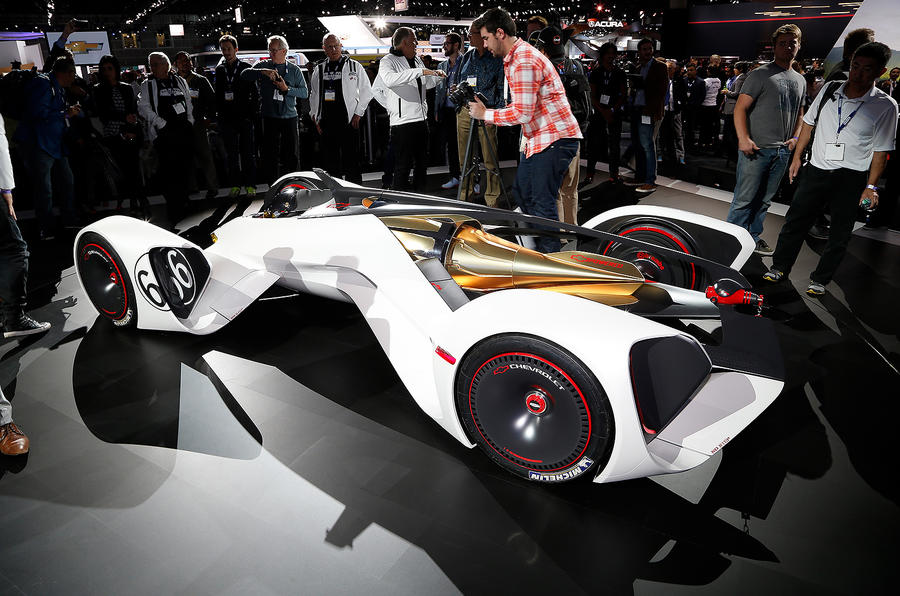 LA motor show 2014 picture gallery