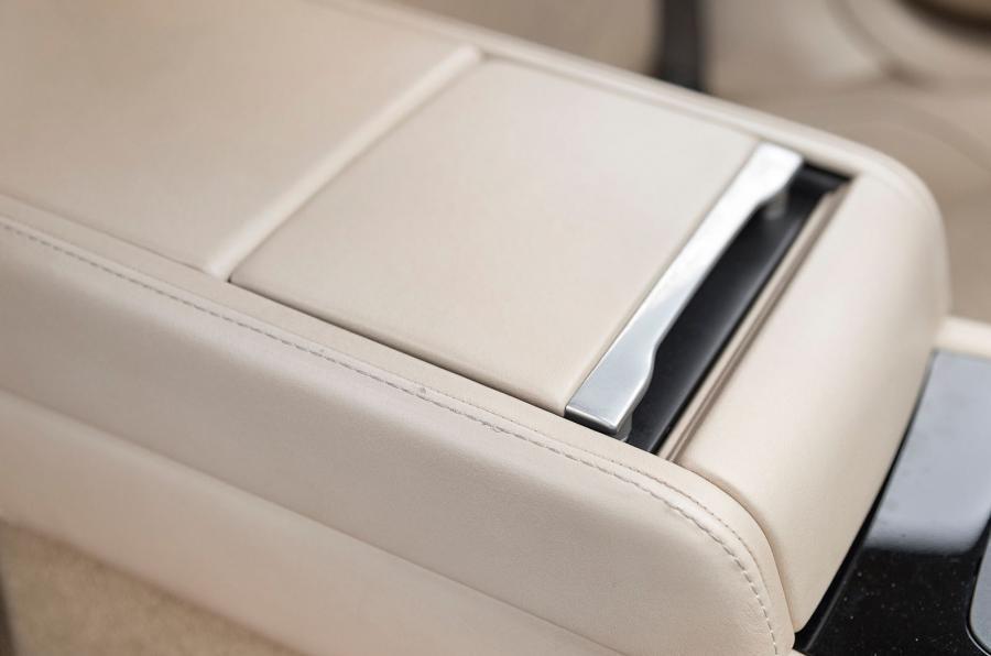 Lagonda Taraf's rear armrest