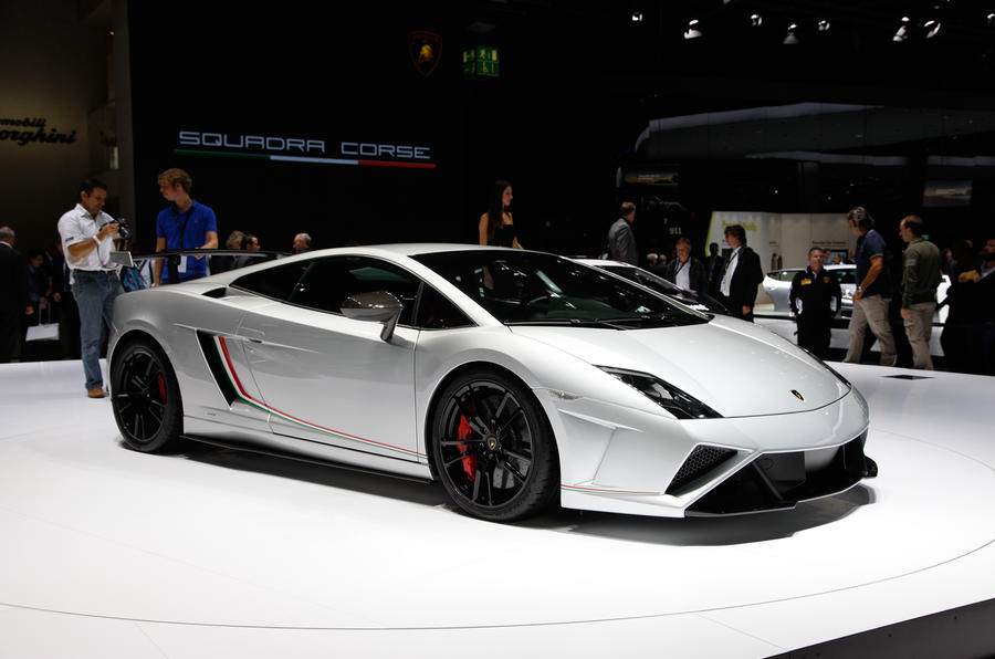 Frankfurt motor show 2013: Top 5 performance cars