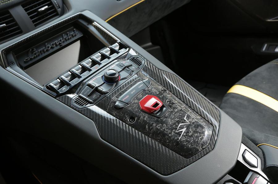Lamborghini Aventador Lp750 4 Superveloce Review 2017