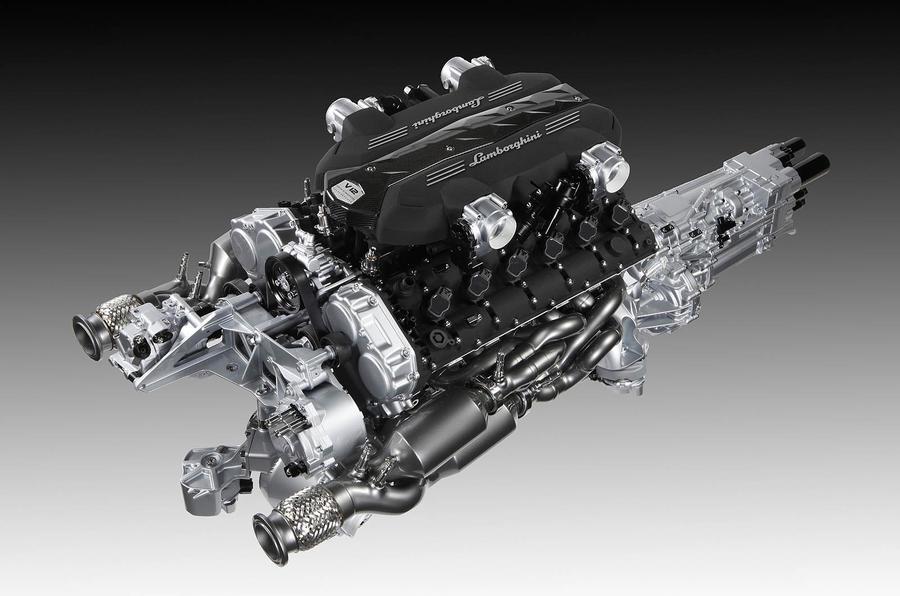 Lambo's new V12 in detail | Autocar