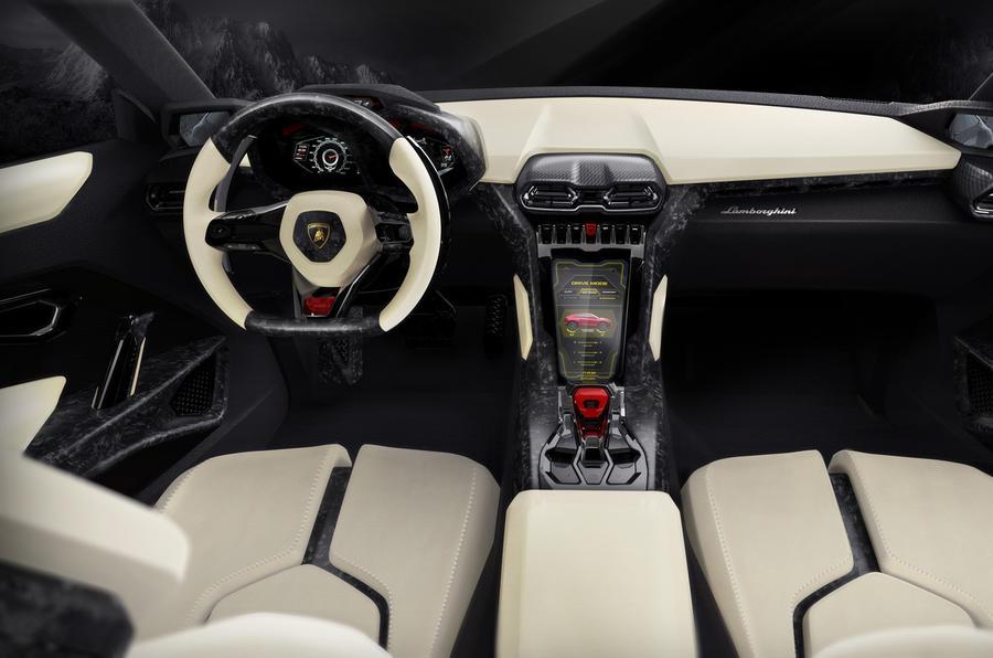 Beijing show: Lamborghini Urus SUV