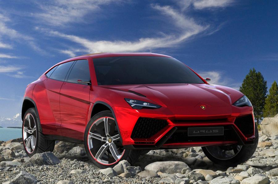 Lamborghini Urus leaked