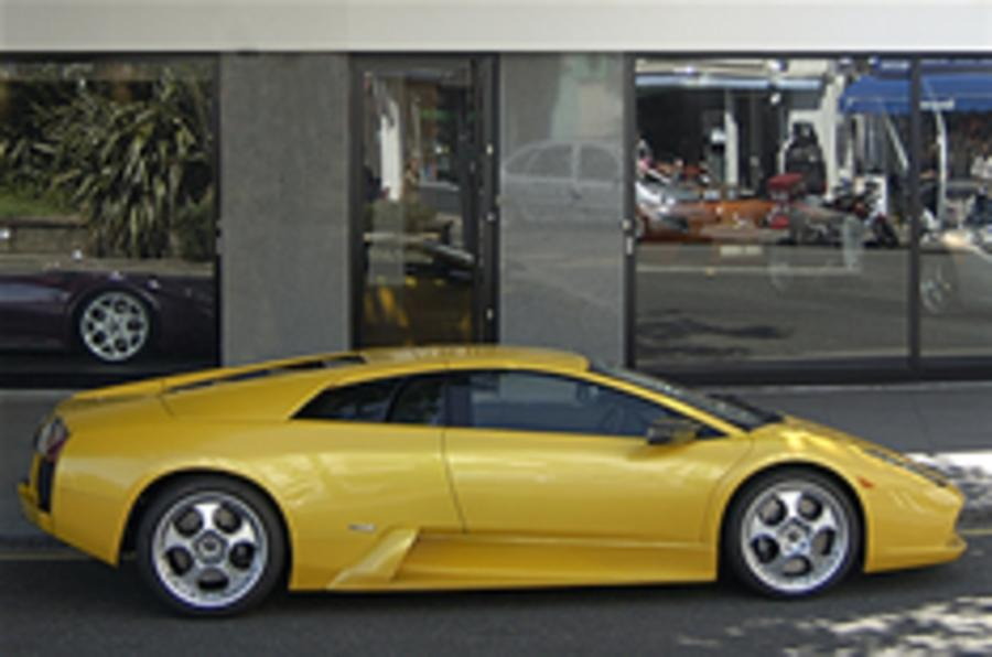 Car dealer takes G20 precautions