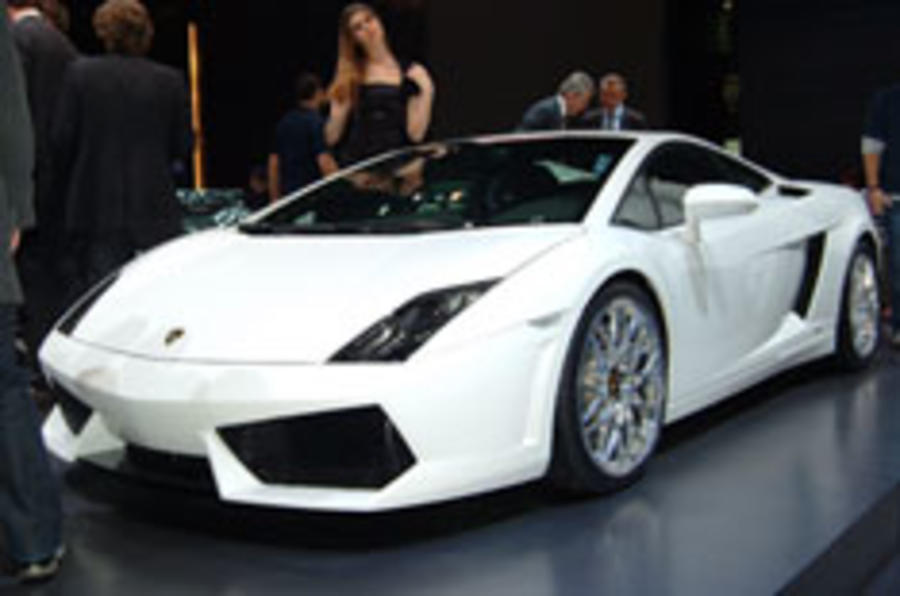 Geneva 2008: Gallardo LP560