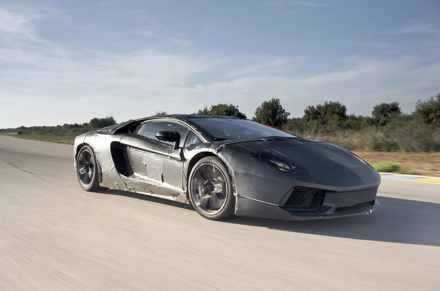 Driven: Lambo's new Murciélago