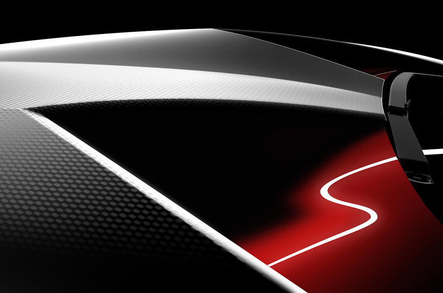 New Lambo concept teased
