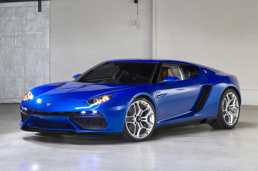 Lamborghini Asterion Put On Hold Plus Studio Pictures Autocar