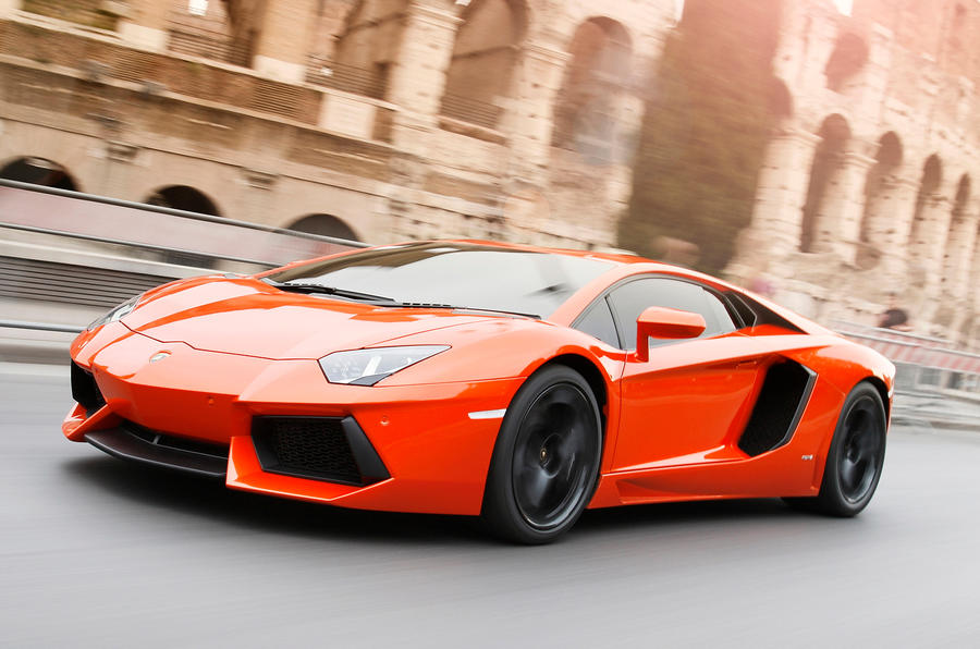 Lamborghini For Sale >> Lamborghini Aventador LP 700-4