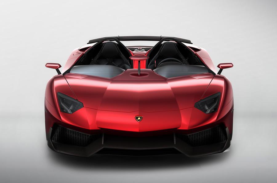 Geneva 2012: Lambo Aventador J
