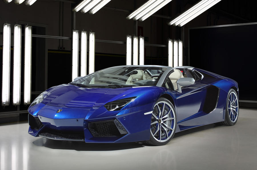 Lamborghini personalisation programme rebooted for Geneva