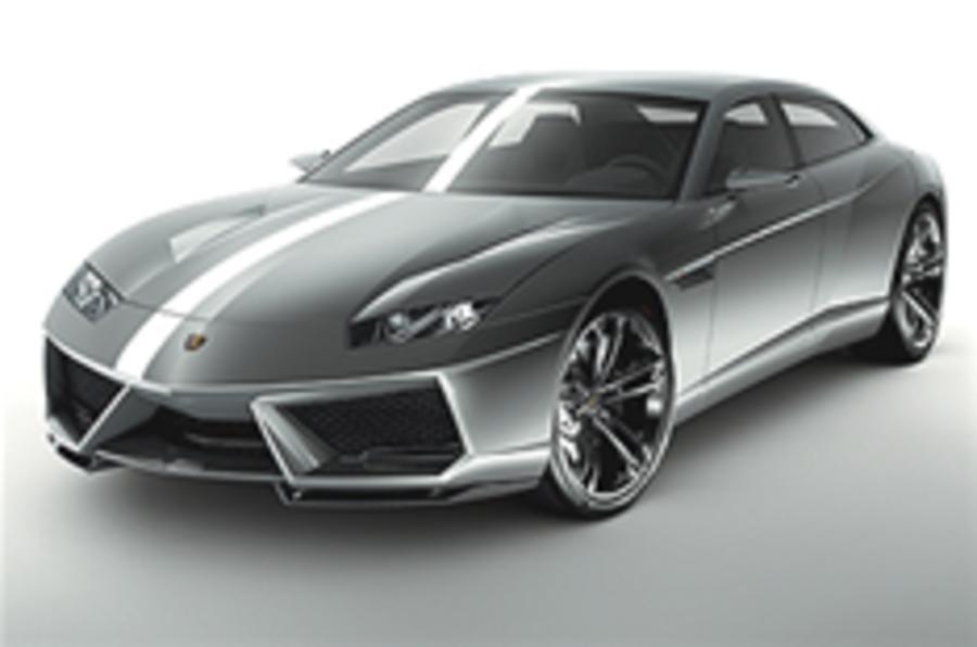 Leaked: Lamborghini Estoque