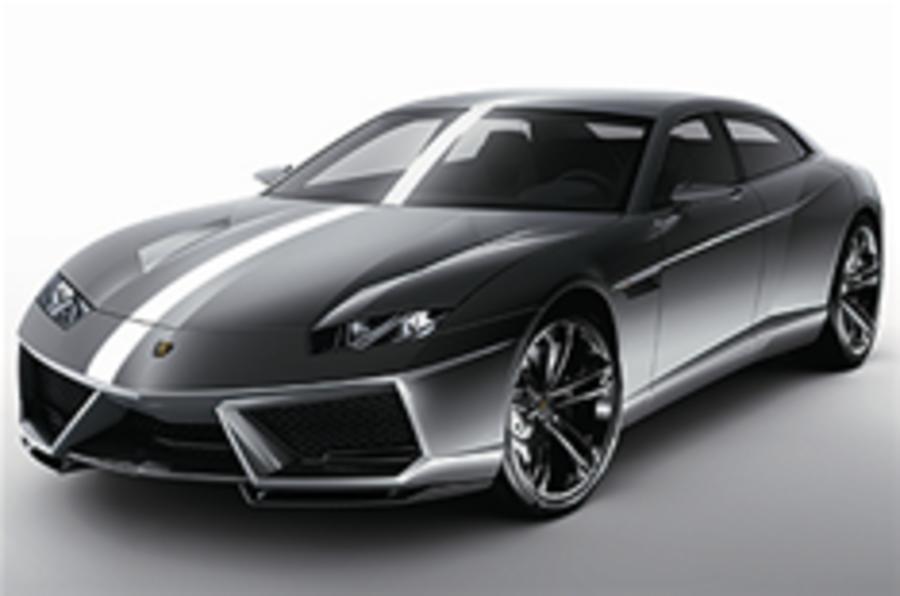 Lamborghini Estoque delayed