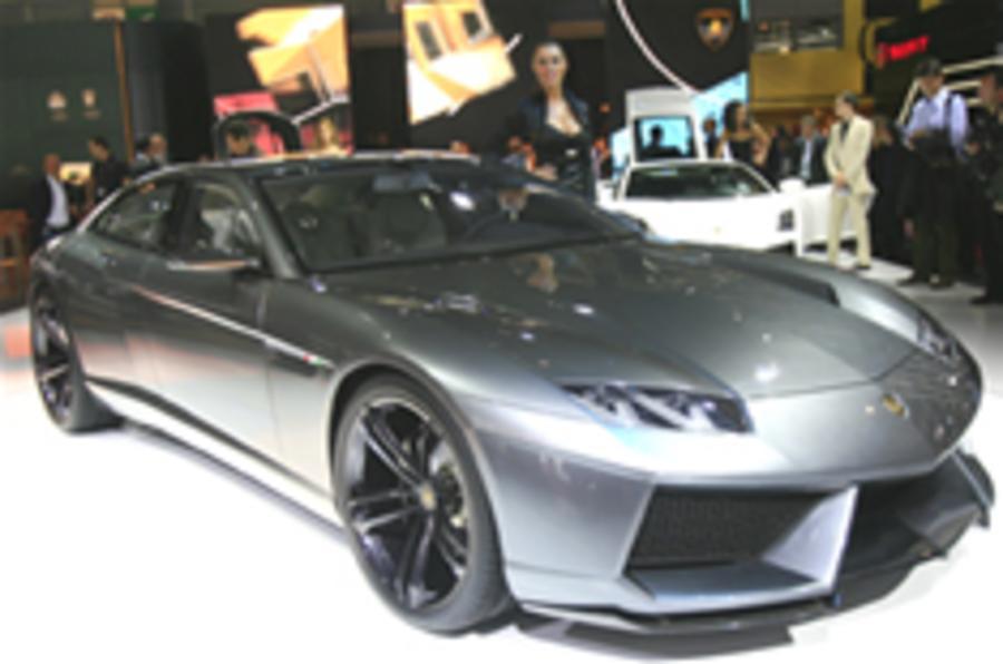 Paris show: Lamborghini Estoque