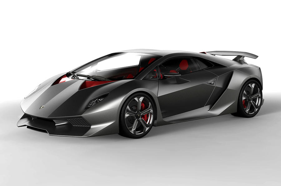 Lamborghini plots more 'specials'