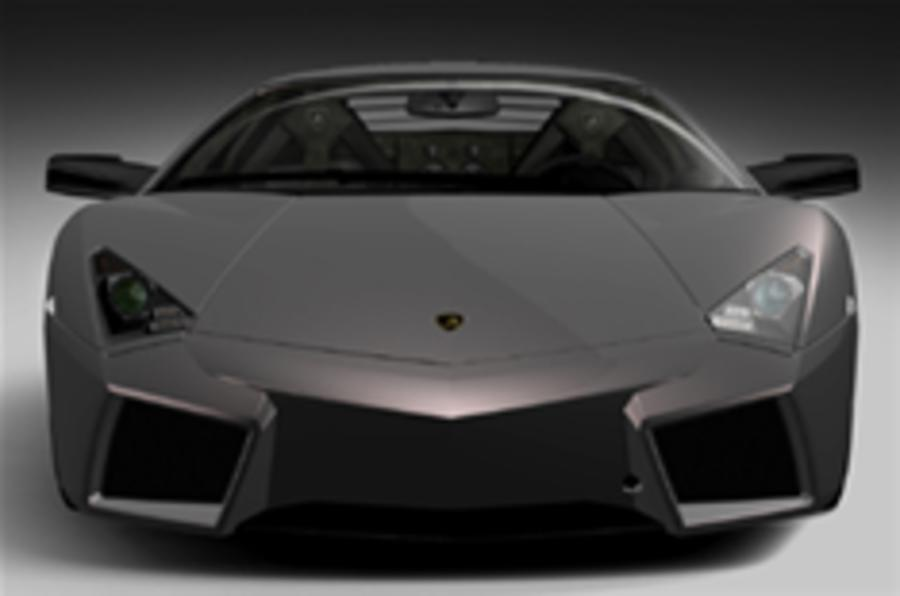 The £1m open Lambo Reventon