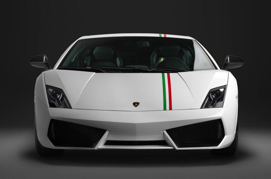 Lambo's latest Gallardo special